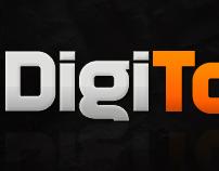 Digitan (Logo, Application & UI)