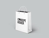 Concept Kicker – Branding