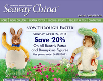 Seaway China - Now Through Easter