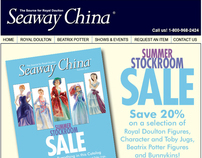 Seaway China - Summer Stockroom Sale