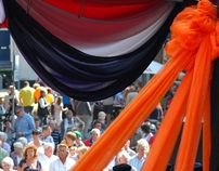 Koninginnedag - Queen's Day, Netherlands