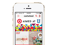 Target Back to College Design for Collegiate Effies