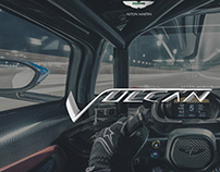 Aston Martin Vulcan - Australia Landing Page