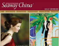 Seaway China - New 2011 Fall Catalog