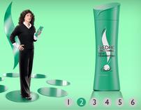 Sedal shampoo - proposal