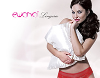 Print for Ewana Lingerie