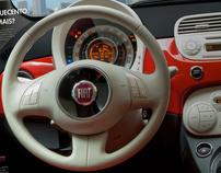 Lançamento Fiat Cinquecento (2011)