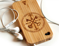 Kronex Bamboo Cases