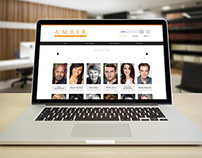 Amber Personal Management Website