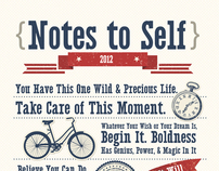 Notes to Self 2012