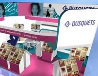 Busquets - Exhibition Stand Design