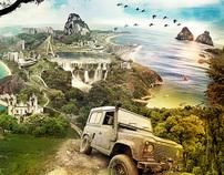 Brasil off road