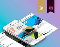 Simple UI/UX