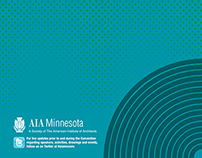 2013 AIA Minnesota Convention - Wayfinding Templates