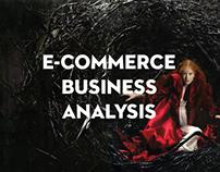 E-Comerce Luxury Brand Analysis