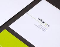 Cribar + Co. Brand Identity
