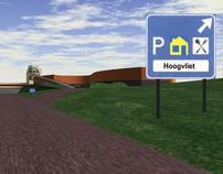 Drive thru Hoogvliet
