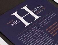 Honigman Law Branding & Sales Materials