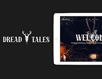 Dreadtales // Blog design