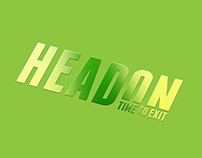 HeadOn Exit program branding