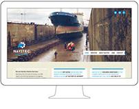 Navitec - UX/UI design