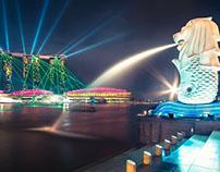 Tour Singapore – Malaysia sáu ngày