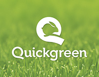 "Quickgreen - ""do-it-yourself"" turf grasses"