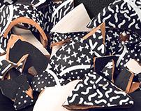 Carole K. - Identity design - by Treize grammes