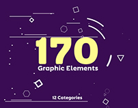 Motion Graphics Elements, After effects Templates