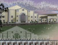SULPHUR OKLAHOMA FIRST BAPTIST CHURCH ADDITION