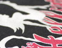 Texas Roller Derby: Hellcats Logo