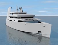 XXI Yacht Concept