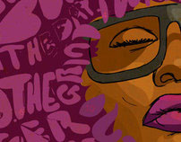 Throwback: Worldwide Underground Illustration