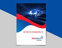 Thiết kế Hồ sơ năng lực Vietinbank Capital