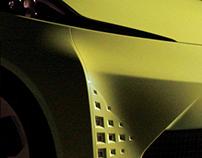 FT-CH concept car.