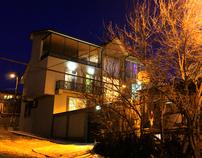 Individual House in Geo. Tbilisi near Trinity Chur