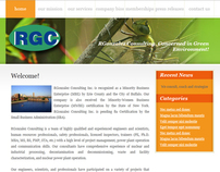 RGC Engineers Website
