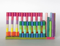 Paper Holder (Rainbow version)