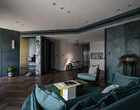 Residence Vanessa/ W & Li Design
