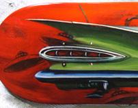 MegaDeck - Skateboard Art