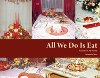 All We Do Is Eat Cookbook