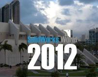 SolidWorks World 2012 Live Press Coverage