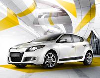Renault Retouching