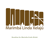 Branding for Marimba Linda Xelajú