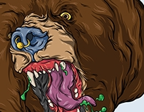 bear gore metal