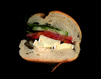 Sandwich Photography