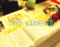 Soup Manifesto