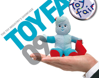 The Toy Fair 2009 Branding