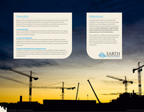 Earth Infrastructures - Corporate Profile