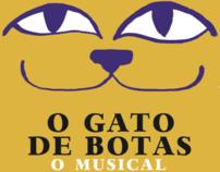 O  Gato de Botas – O Musical